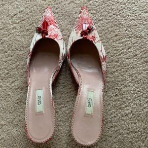 Prada Shoes Size 36 (US size 6)